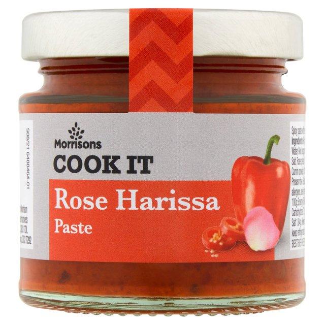 Morrisons Rose Harissa Paste