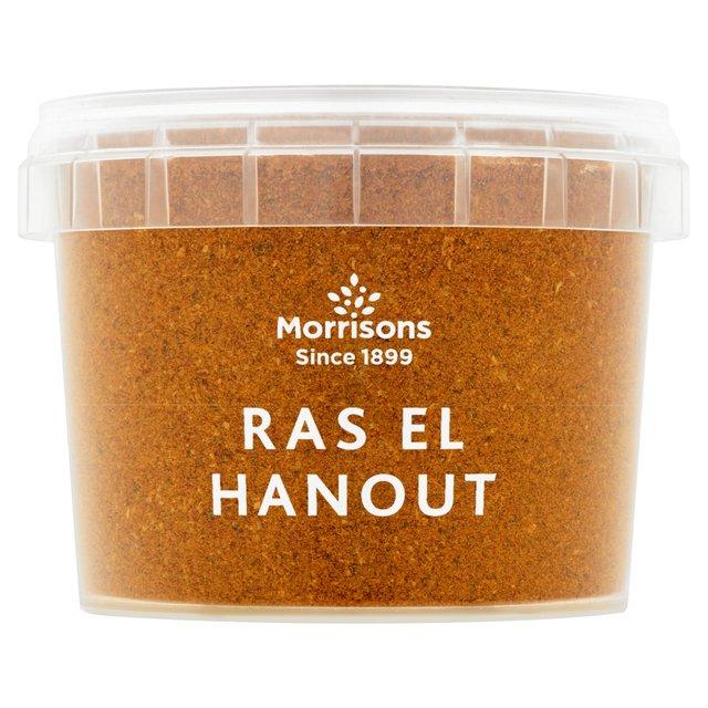 Morrisons Ras El Hanout