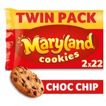 Maryland Cookies Choc Chip Twin Pack