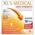 X L S - Medical Max Strength 40 Tablets