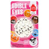 Cake Decor Edible Eyes