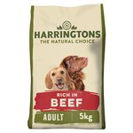 Harringtons Rich In Beef With Brown Rice Adult Dog Complete