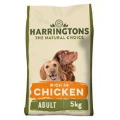 Harringtons Rich In Chicken With Rice Adult Dog Complete