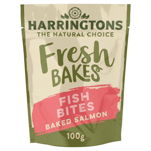 Morrisons Harringtons Salmon Rolls 100gproduct Information