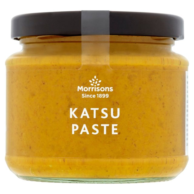 Morrisons Morrisons Katsu Curry Paste 200gproduct Information