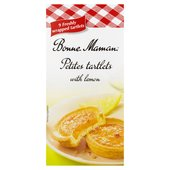 Bonne Maman Petites Tartlets With Lemon 9 Freshly Wrapped Tartlets