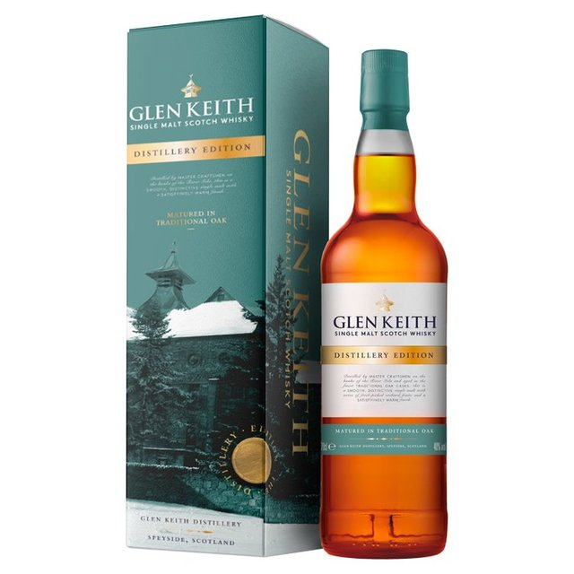 Glen Keith Scotch Whisky (Abv 40%)