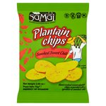 Samai Plantain Chips Smoked Sweet Chilli