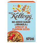 Kellogg's No Added Sugar Granola With Apricots