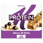 Kellogg's Special K Blackcurrant & Pumpkin Seed Cereal Bars