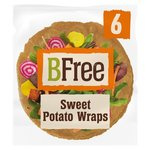 B Free Be Wheat & Gluten Free 6 Sweet Potato Wraps