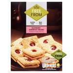 Morrisons Free From Jam & Cream Biscuits