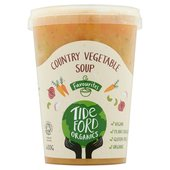 Tideford Country Vegetable Rosemary & Thyme Soup