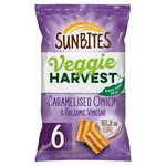 Walkers Sunbites Veggie Harvest Onion & Vinegar Snacks