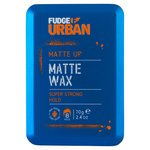 Fudge Urban Matte Wax