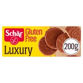 Schar Gluten Free Luxury Biscuits 200G