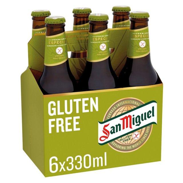 San Miguel Gluten Free Lager Beer | Morrisons