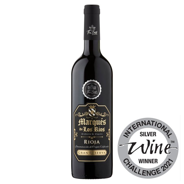 Morrisons The Best Gran Reserva Rioja