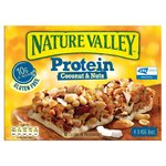 Nature Valley Protein Coconut & Almond Cereal Bars