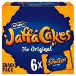 Mc Vitie'S Jaffa Cakes Pocket Pack