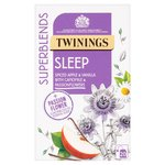 Twinings Superblends Sleep 20 Single Tea Bags