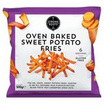 Strong Roots Oven Baked Sweet Potato Chips