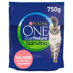 Purina One Adult Dual Nature Salmon