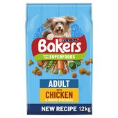 Bakers With Tasty Chicken & Country Vegetables Adult Complete