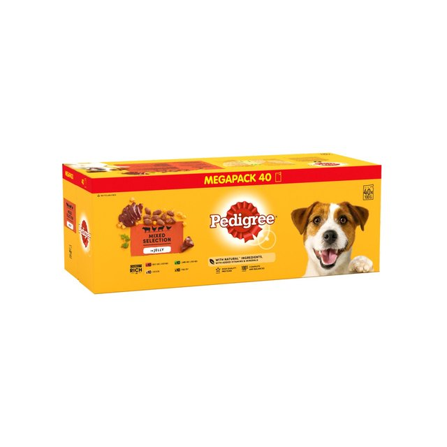 Pedigree Vital Protection Jelly | Morrisons