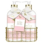 Baylis & Harding The Fuzzy Duck Pink Gin Fizz Hand Wash & Lotion Set 2Pk