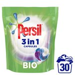 Persil Ultimate Powercaps Bio Detergent