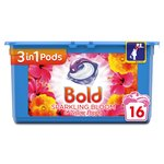 Bold 2 In 1 Pearls Sparkling Bloom & Yellow Poppy