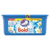 Bold 3in1 Pods Lotus Flower & Water Lily Washing Capsules 25 Washes