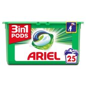 Ariel 3in1 Pods Original Washing Capsules 25 Washes