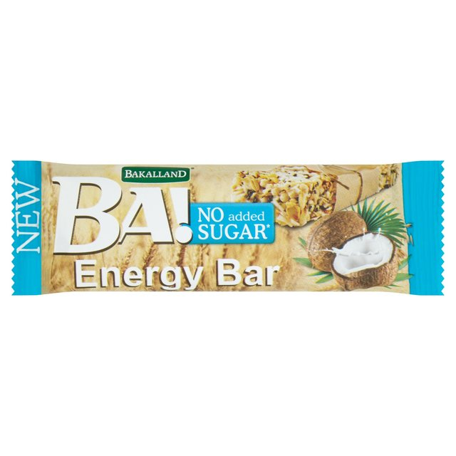 Ba Energy Bar Coconut & Chia Seeds