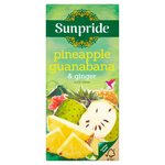 Sunpride Pineapple Guanabana & Ginger Juice Drink