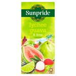 Sunpride Lychee Guava & Lime Juice Drink
