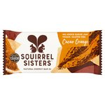 Squirrel Sisters Cacao Orange Raw Energy Bar