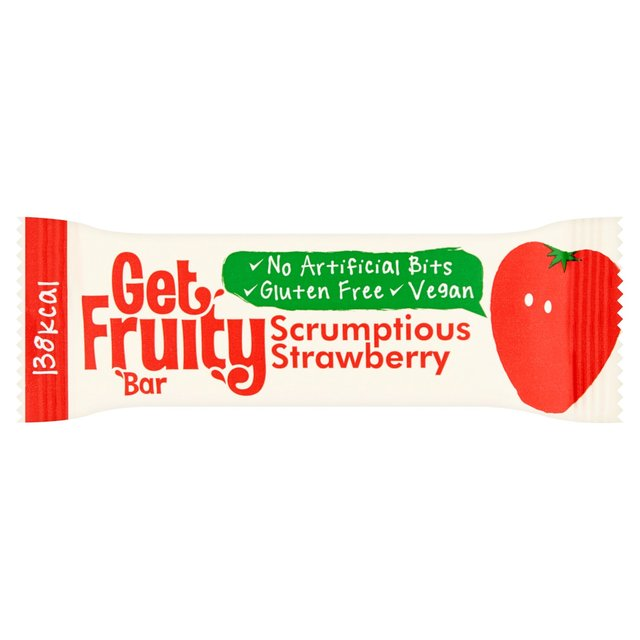 Get Fruity Scrumptious Strawberry