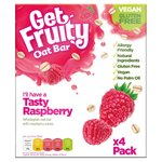 Get Fruity Radiant Raspberry 4 Fruity Oat Bars