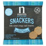 Nairn'S Gluten Free Snackers Sea Salt & Balsamic Vinegar