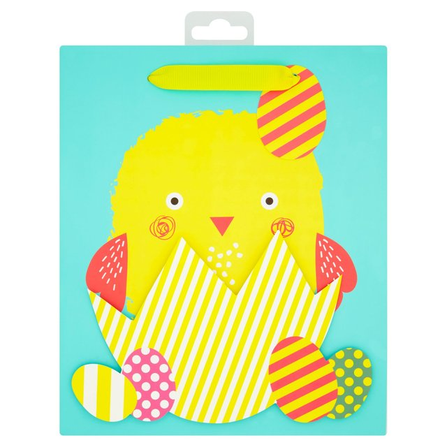 Morrisons morrisons easter chick gift bag product information morrisons easter chick gift bag negle