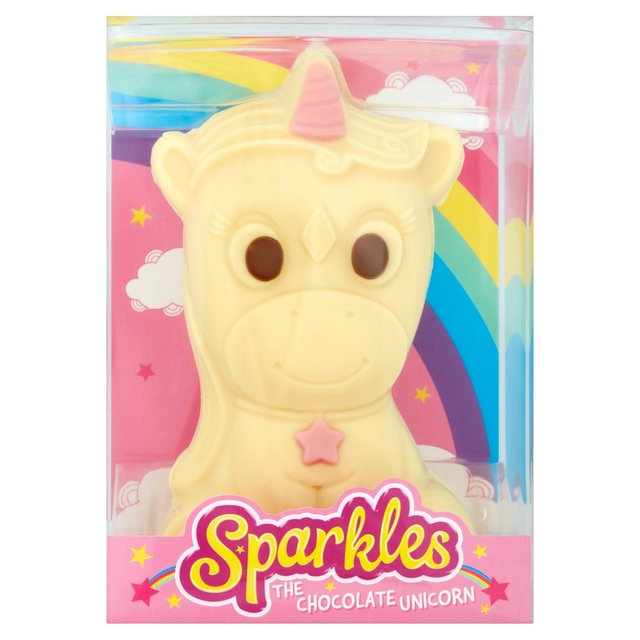 Morrisons White Chocolate Sparkles The Unicorn