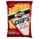 Mc Coy'S Chips Chip Shop Sea Salted