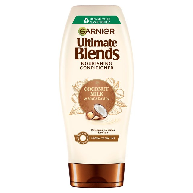 Garnier Ultimate Blends Conditioner The Wholesome Nourisher