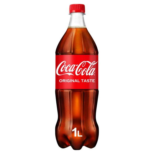 MORRISONS > Food Cupboard > Coca - Cola Classic Bottles