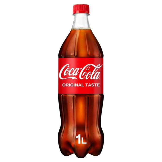Coca - Cola Classic Bottles