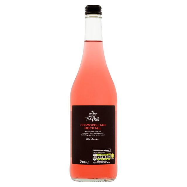 Morrisons The Best Cosmopolitan Mocktail