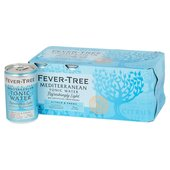 Fever - Tree Refreshingly Light Mediterranean Tonic Water