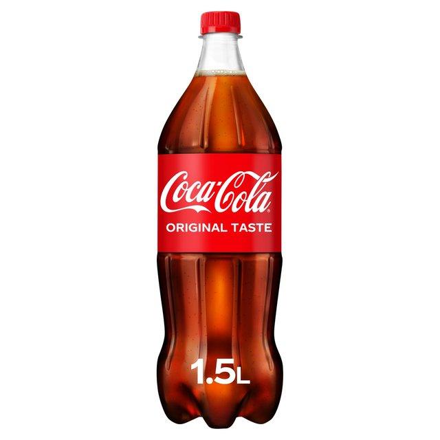 MORRISONS > Food Cupboard > Coca Cola Bottle